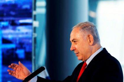 """Netanyahu dice que Israel podría actuar contra el """"imperio"""" de Irán"""