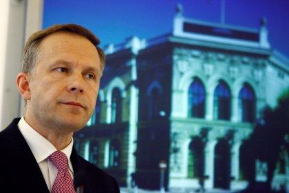 Detenido el gobernador del Banco Central de Letonia