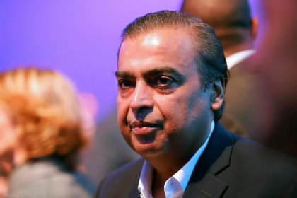 India's Reliance, global tech firms to invest $9.3 billion in industrial area