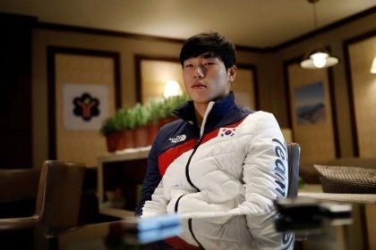 Coreano vencedor de Skeleton, Yun 'Homem de Ferro' relembra dores para vencer