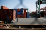 Japan exports grow, manufacturers mood sours as yen rise clouds outlook