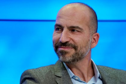 Uber CEO sees commercialization of flying taxis in 5-10 years