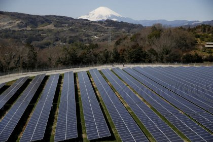 Japan task force echoes foreign minister calls to back renewables over coal, nuclear