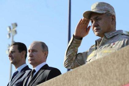 РФ сообщила о десятках раненых россиян и граждан СНГ во время боя в Сирии