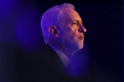Corbyn warns bankers - finance will serve Britain under Labour