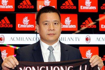 Dono chinês do Milan refuta reportagens e diz estar com as finanças em ordem