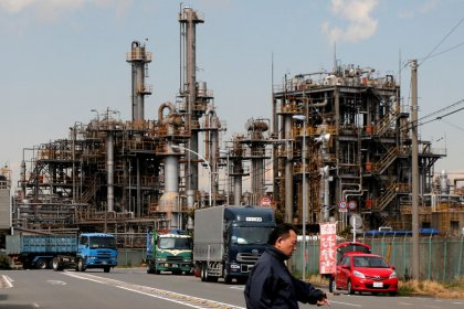 Japan February factory growth slows as yen dents export orders - flash PMI