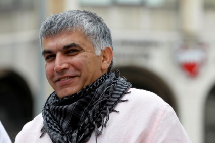 "Bahrain rights activist jailed for five years for ""insulting"" tweets"