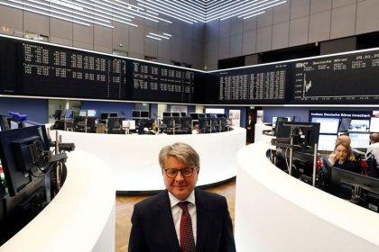 """Neuer Chef sieht Deutsche Börse """"zum Wachsen verdammt"""""""