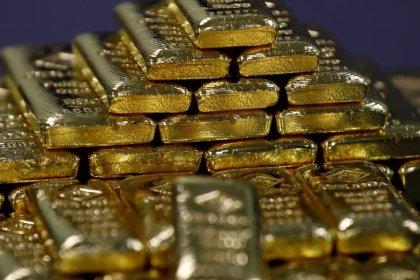 الذهب يستقر قبل محضر اجتماع مجلس الاحتياطي الاتحادي
