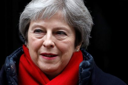 May wants EU citizens to stay after Brexit
