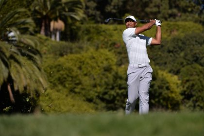 Tiger enjoying getting back in the swing of tournament golf