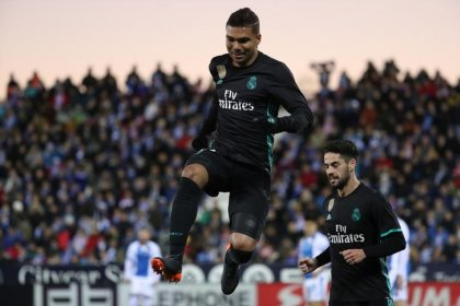 Real Madrid sobe para 3º lugar após vencer Leganés sem Cristiano Ronaldo