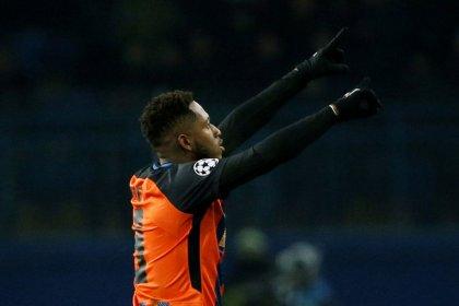 Shakhtar Donetsk vence Roma de virada com gols de Ferreyra e Fred