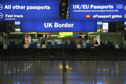 Net migration to UK still fading post-Brexit vote, businesses wary