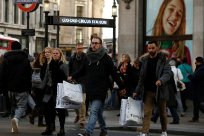 UK retail sales growth eases further in February - CBI