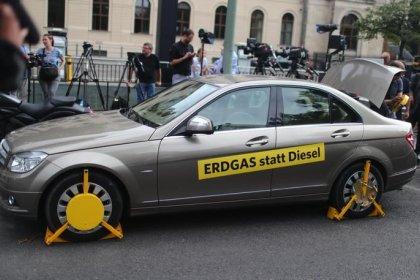 Gericht entscheidet über Fahrverbote - Spannung steigt
