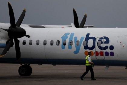 Stobart considering bid for airline Flybe