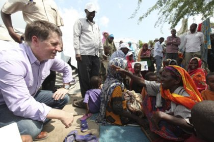UNICEF deputy director Justin Forsyth resigns after 'mistakes'