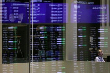 Asia shares rebound as fidgety U.S. rate fears shift again