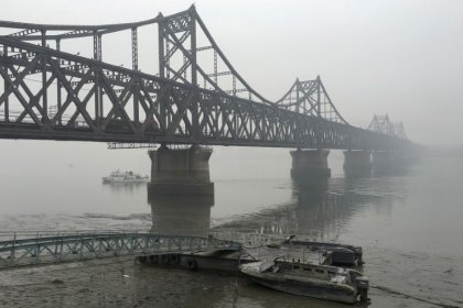 China January trade with North Korea falls to lowest since at least June 2014