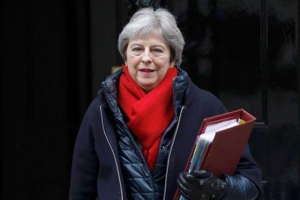 May will kommende Woche weiteres Vorgehen beim Brexit erläutern