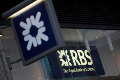 Royal Bank of Scotland profit milestone overshadowed by DOJ impasse