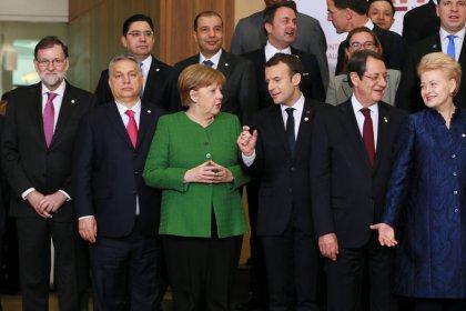 EU-Regierungen beginnen Schachern um Finanzen