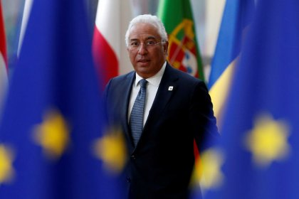 Portugal PM backs higher EU contributions, new taxes post-Brexit