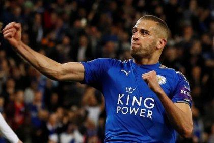 Newcastle's on-loan striker Slimani suffers fresh injury setback