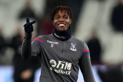 Palace winger Zaha recovering ahead of schedule - Hodgson
