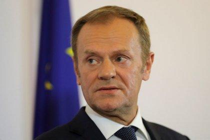EU's Tusk warns Poland must stop anti-Semitic remarks