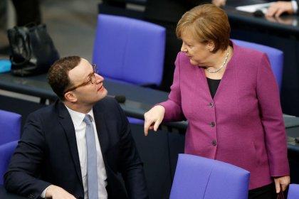 Merkel-Kritiker Spahn soll Gesundheitsminister werden