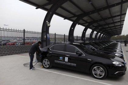Daimler stärkt Allianz mit chinesischem Partner BAIC