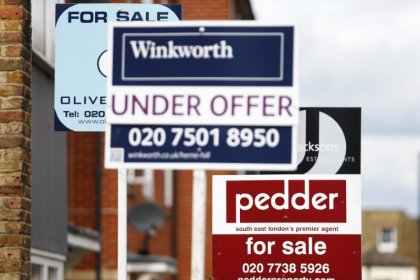 UK mortgage approvals see biggest surge in nearly three years - BoE