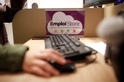 Euro zone unemployment drops to lowest level since Dec 2008