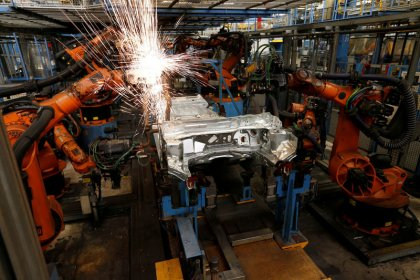 Weak German output and trade data no sign of long-term slowdown