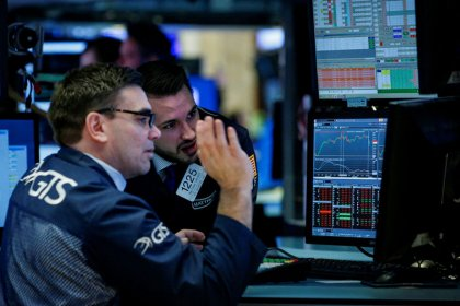 Wall Street bounces higher as chip stocks gain