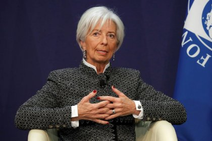 IMF's Lagarde says cooperation needed to keep crypto-assets safe