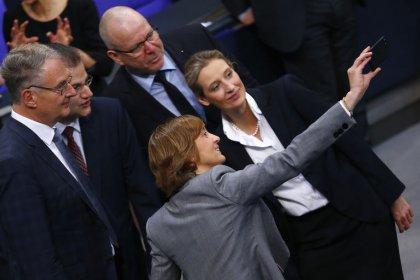 Merkel sieht Schrumpfung der AfD als ein Regierungsziel