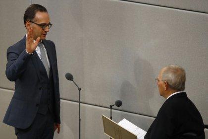 Maas - Deutschland wird sich bei heiklen Themen nicht wegducken