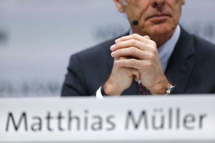 """Merkel """"erstaunt"""" über steigende Vergütung der VW-Manager"""