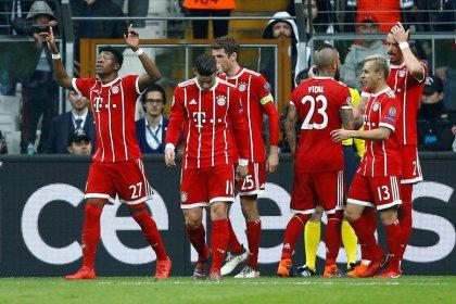 Bayern avança às quartas de final com recorde para o técnico Heynckes
