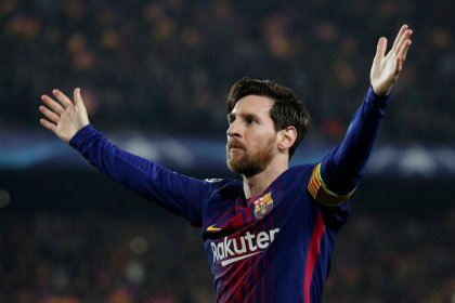 Messi marca dois gols e comanda vitória do Barcelona sobre o Chelsea