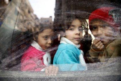 UN - Tausende Frauen und Kinder im syrischen Bürgerkrieg vergewaltigt
