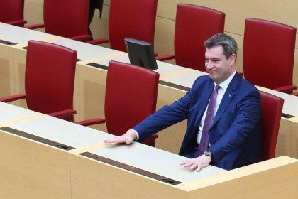 Söder zum bayerischen Ministerpräsidenten gewählt