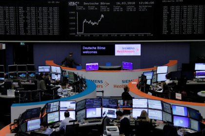 Markets watchful as U.S. turmoil tests investors' nerves