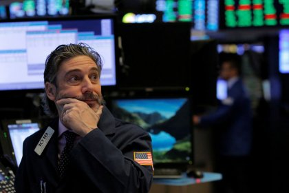 Signs of stress in global markets