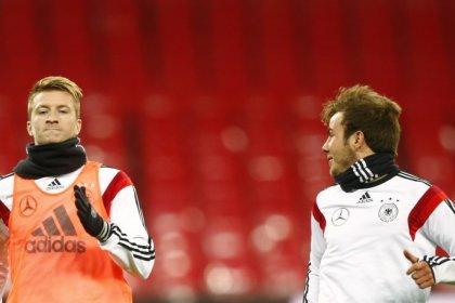 Goetze e Reus não estarão em amistosos da seleção alemã com Brasil e Espanha