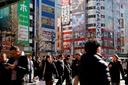 Japan's long growth run faces turning point as wages, spending fall